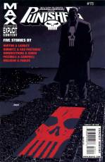 Couverture de l'album FRANK CASTLE, THE PUNISHER Tome #75 Five stories by...
