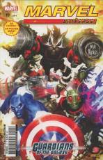 Couverture de l'album MARVEL UNIVERSE Tome #19 2/7 War of Kings