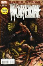 Couverture de l'album WOLVERINE Tome #194 8/8 Old Man Logan
