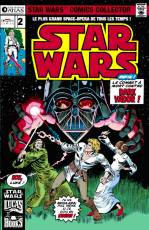 Couverture de l'album STAR WARS  COMICS COLLECTOR Tome #2 L'étoile noire