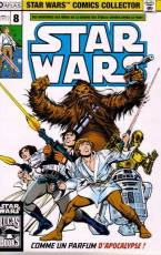 Couverture de l'album STAR WARS  COMICS COLLECTOR Tome #8 Comme un parfum d'apocalypse