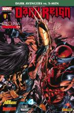 Couverture de l'album DARK REIGN Tome #9 4/5 Utopia