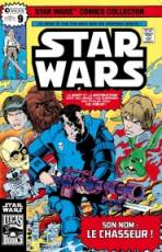 Couverture de l'album STAR WARS  COMICS COLLECTOR Tome #9 Le chasseur