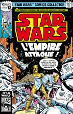 Couverture de l'album STAR WARS  COMICS COLLECTOR Tome #12 L'Empire attaque
