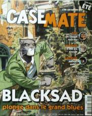 Couverture de l'album CASEMATE Tome #29 Blacksad plonge dans le grand blues