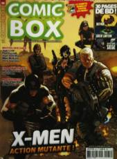 Couverture de l'album COMIC BOX Tome #66 Septembre-Octobre 2010