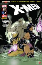 Couverture de l'album X-MEN Tome #165 Nation X