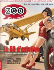 Couverture de l'album MAGAZINE ZOO Tome #27 La BD d'aviation
