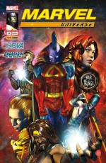 Couverture de l'album MARVEL UNIVERSE Tome #24 7/7 War of kings