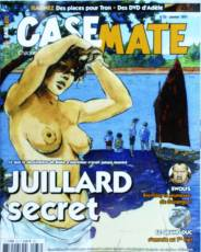 Couverture de l'album CASEMATE Tome #33 Juillard secret