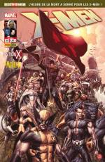 Couverture de l'album X-MEN Tome #168 Incident mondial