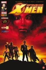 Couverture de l'album ASTONISHING X-MEN Tome #68 Le mot pour rire