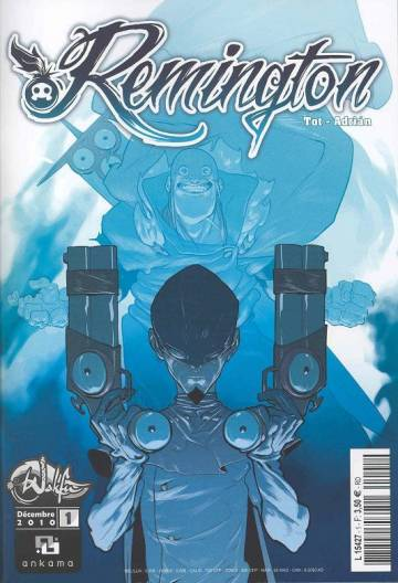 Couverture de l'album KIOSQUE REMINGTON Tome #1 Numéro 1