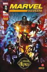 Couverture de l'album MARVEL UNIVERSE Tome #25 1/4 Realm of Kings