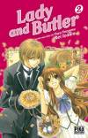 bande-dessinée, LADY AND BUTLER #2, Tome 2