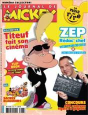 Couverture de l'album JOURNAL DE MICKEY (LE) Tome #3067 30 Mars 2011
