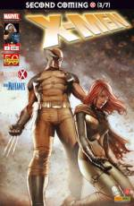 Couverture de l'album X-MEN (V2) Tome #2 Le retour du messie (3/7)