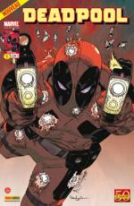Couverture de l'album DEADPOOL (V2) Tome #1 Vague de mutilation