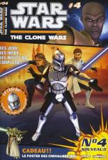 Couverture de l'album STAR WARS  : THE CLONE WARS Tome #4 Mai 2011