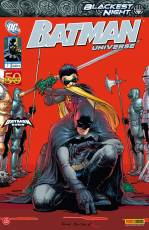 Couverture de l'album BATMAN UNIVERSE Tome #7 Batman vs Robin