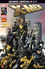 Couverture de l'album V2 X-MEN Tome #4 7/7 Le retour du messie