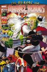 Couverture de l'album V3 MARVEL HEROES Tome #6 Le plus fort du monde