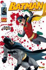 Couverture de l'album BATMAN UNIVERSE Tome #8 Batman vs Robin (2/2)