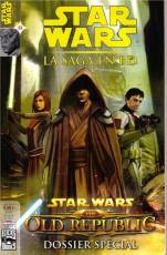 Couverture de l'album STAR WARS - LA SAGA EN BD Tome #33 The Old Republic : Dossier spécial