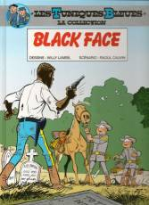 Couverture de l'album TUNIQUES BLEUES : LA COLLECTION (LES) Tome #15 BLACK FACE
