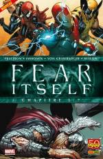 Couverture de l'album FEAR ITSELF Tome #1 Chapitre 1/7