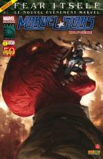 Couverture de l'album MARVEL STARS HORS SERIE Tome #1 Fear Itself