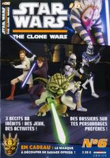 Couverture de l'album STAR WARS  : THE CLONE WARS Tome #6 Numéro 6
