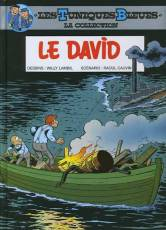 Couverture de l'album LES TUNIQUES BLEUES : LA COLLECTION Tome #14 Le David