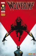 Couverture de l'album WOLVERINE (V2)  Tome #6 Cible Mystique : repos final