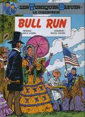 Couverture de l'album LES TUNIQUES BLEUES : LA COLLECTION Tome #22 Bull Run