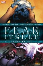 Couverture de l'album FEAR ITSELF Tome #4 Chapitre 4/7