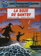 Couverture de l'album LES TUNIQUES BLEUES : LA COLLECTION Tome #25 La rose de Bantry