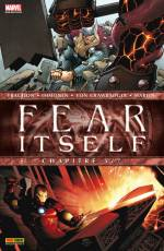 Couverture de l'album FEAR ITSELF Tome #5 Chapitre 5/7