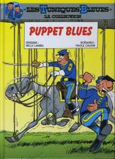 Couverture de l'album LES TUNIQUES BLEUES : LA COLLECTION Tome #34 Puppet Blues