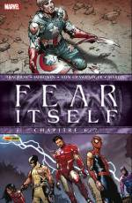 Couverture de l'album FEAR ITSELF Tome #6 Chapitre 6/7