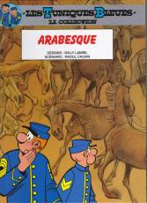 Couverture de l'album TUNIQUES BLEUES : LA COLLECTION (LES) Tome #43 Arabesque