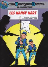 Couverture de l'album TUNIQUES BLEUES : LA COLLECTION (LES) Tome #42 Les Nancy Hart