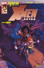 Couverture de l'album X-MEN EXTRA Tome #90 Schisme (2/3)