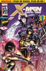 Couverture de l'album X-MEN UNIVERSE (V3) Tome #1 Machines de guerre