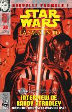 Couverture de l'album STAR WARS - LA SAGA EN BD Tome #38 Interview de Randy Stradley, monsieur comics  Star Wars aux USA !