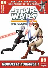 Couverture de l'album STAR WARS  : THE CLONE WARS Tome #9 Numéro 09