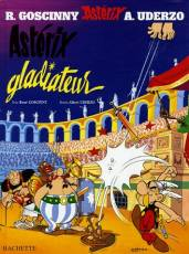 Couverture de l'album ASTERIX Tome #4 Asterix gladiateur