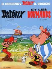 Couverture de l'album ASTERIX Tome #9 Asterix et les Normands