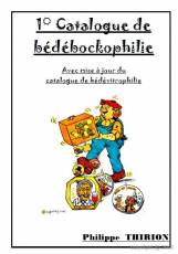 Couverture de l'album 1° CATALOGUE DE BEDEBOCKOPHILIE Tome #1 1° catalogue de bédébockophilie