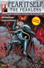 Couverture de l'album FEAR ITSELF THE FEARLESS Tome #6 The fearless (6/6)
